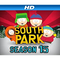 South Park Season 15 [HD]