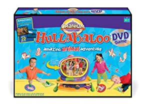 Cranium  Hullabaloo DVD Amazing Animal Adventure