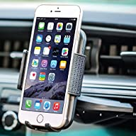 Bestrix Universal CD Slot Smartphone Car Mount Holder for iPhone 6, 6 plus 5S, 5C, 5, 4S, 4, Samsung…
