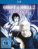 echange, troc Ghost in the Shell 2 - Innocence [Blu-ray] [Import allemand]