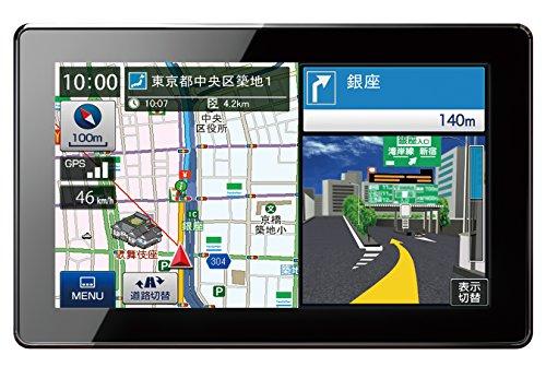 ユピテル 7.0型フルセグ内蔵最上位モデル2016年度春版地図データ収録ポータブルナビゲーション YPF7520