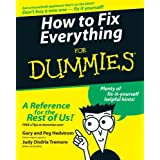 How to Fix Everything For Dummies ~ Gary Hedstrom