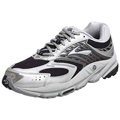 Brooks Mens Running Shoes BEAST Magnum / Silver / Black / Tarn SZ 9