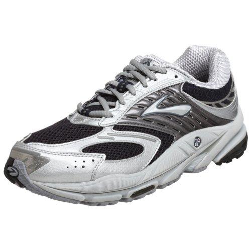 Brooks Men's Beast Running Shoe, Magnum/Silver/Black/Tarn, 8 D