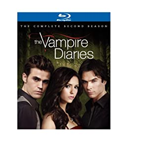 The Vampire Diaries: The Complete Second Season on Blu-ray