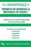Strength of Materials & Mechanics of Solids I