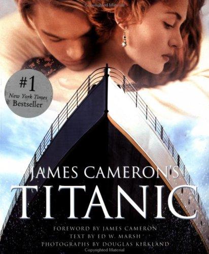 James Cameron's Titanic, James Cameron, Ed Marsh, Jain Lemos