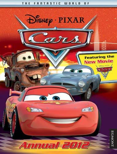 Disney. Pixar Cars Annual 2012 (Annuals 2012)