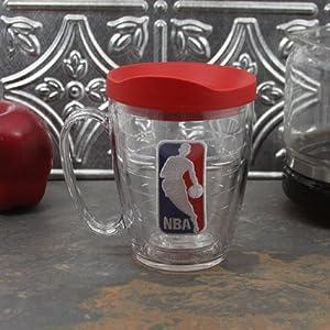 NBA Tervis Tumbler NBA 15oz. Travel Mug with Lid