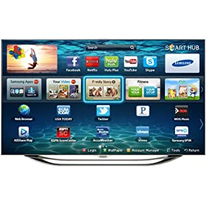 Samsung 1080p 240Hz 3D Slim LED HDTV (Silver)