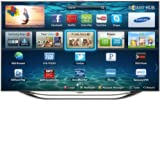 Samsung UN46ES8000 46-Inch 1080p 240Hz 3D Slim LED HDTV (Silver) (2012 Model) by Samsung