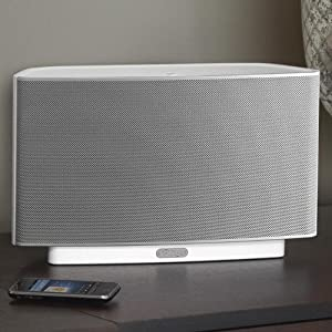 SONOS - PLAY:5 Wireless Speaker for Streaming Music (Large) -  White