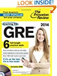 Cracking the GRE with 6 Practice Test...