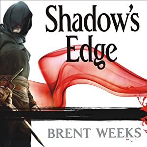 Shadow's Edge Audiobook