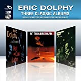 Eric Dolphy 3 Classic Albums [Audio CD] Dolphy, Eric