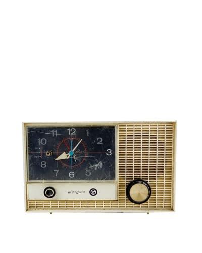 Vintage Westinghouse Radio, Cream As You See
