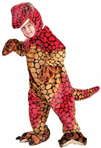Forum Novelties Plush Cuddlee Raptor Costume Childs Small from Forum Novelties