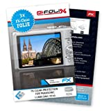 "atFoliX Displayschutzfolie f�r Panasonic Lumix DMC-TZ10 (3 St�ck) - FX-Clear: Displayschutz Folie kristallklar! H�chste Qualit�t - Made in Germany!von ""Displayschutz@FoliX"""