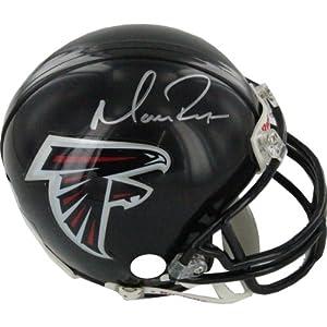 NFL Atlanta Falcons 2008 Matt Ryan Autographed Mini Helmet by Steiner Sports