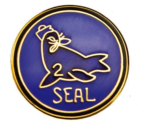 Seal Team 2 Two US Navy Hat Lapel Pin D22 (Navy Seal Team 2 compare prices)