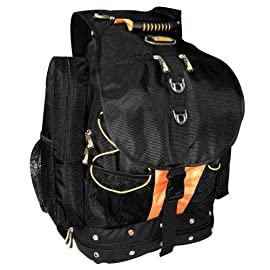 ZEMgear Gear Bag Black-Orange