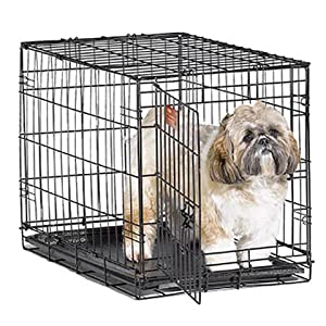 iCrates 24 x 18 Single Door w/divider panel by 1-800-petmeds from 1800PetMeds