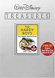 Walt Disney Treasures: The Hardy Boys The Mickey Mouse Club 1956-1957