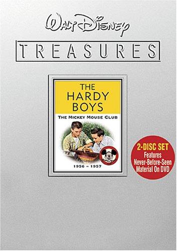 Walt Disney Treasures - The Mickey Mouse Club Featuring the Hardy Boys