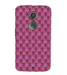 EPICCASE nexus Mobile Back Case Cover For Moto X 2nd Gen (Designer Case)