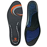 Sof Sole Airr Full Length Performance Gel Shoe Insole, Mens Size 9-10.5