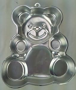 Wilton Huggable Teddy Bear Pan