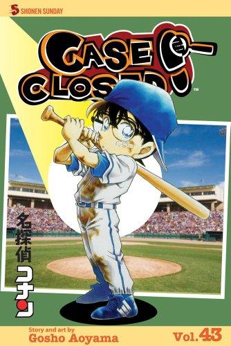 名探偵コナン コミック43巻 (英語版)
