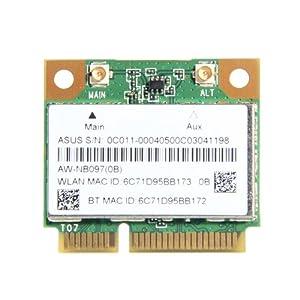 New Atheros AR5B225 WIFI Wireless Bluetooth 4.0 Half MINI PCI-E Card Better than 1030 6235 6230