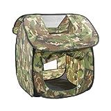 Camouflage Tentes
