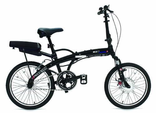 Prodeco Technologies G Plus Mariner S Electric Folding Bicycle (36V, 250W)