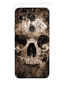 Nexus 5X Cases & Covers - In Goth We Trust - Designer Printed Hard Shell Case