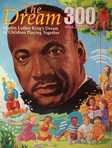 The Dream - Martin Luther King - 300 Piece Jigsaw Puzzle