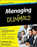 img - for Managing For Dummies book / textbook / text book