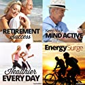 Great at Growing Older Hypnosis Bundle: Learn to Grow Old Gracefully, using Hypnosis Speech by  Hypnosis Live Narrated by  Hypnosis Live