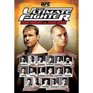 UFC: Ultimate Fighter: Team Hughes vs. Team Serra movie