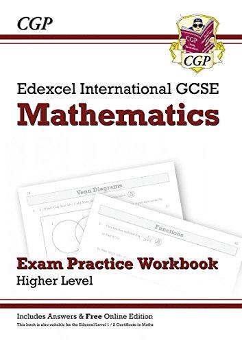 Edexcel Certificate/International GCSE Maths Exam Practice Workbook (with Answers & Online Edition) - Higher