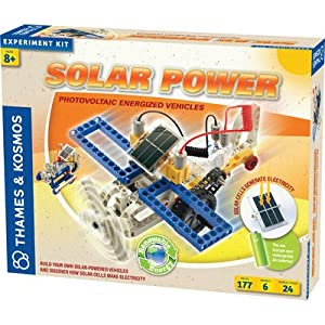 Thames & Kosmos Solar Power