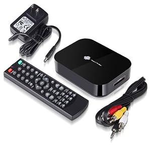 KEEDOX® Dual Core Android 4.2 Mini PC Smart TV Box XBMC Network Media Player 1080P WIFI HDMI