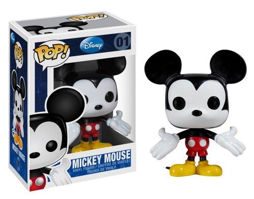Disney POP! 3 Inch Vinyl Figure Mickey Mouse