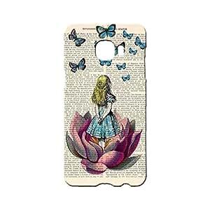 G-STAR Designer Printed Back case cover for Samsung Galaxy C7 - G2064