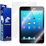 ArmorSuit MilitaryShield - iPad Mini Screen Protector Shield + Full Body Skin Protector & Lifetime Replacements