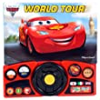 Disney Cars 2 Steering Wheel Book