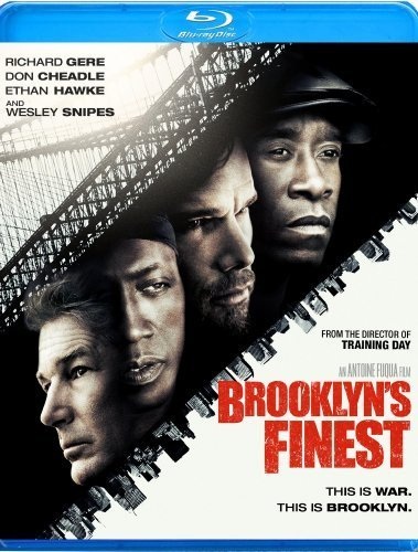 Brooklyn's Finest [Blu-ray] by Overture Films/Anchor Bay Entertainment