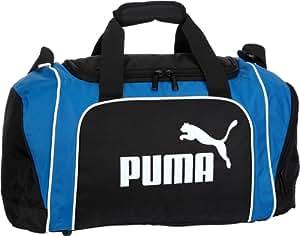 PUMA Uni Sporttasche Team, black-team power blue-white, UA, 29 liters, 068224 03