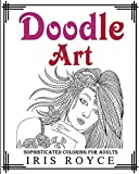Doodle Art: Sophisticated Coloring Book For Adults (Doodle Art Maker,Doodle Art Gallery,Doodle Art Alley,)